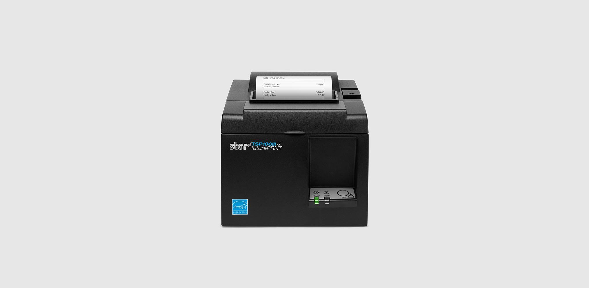 Usb Receipt Printer Square
