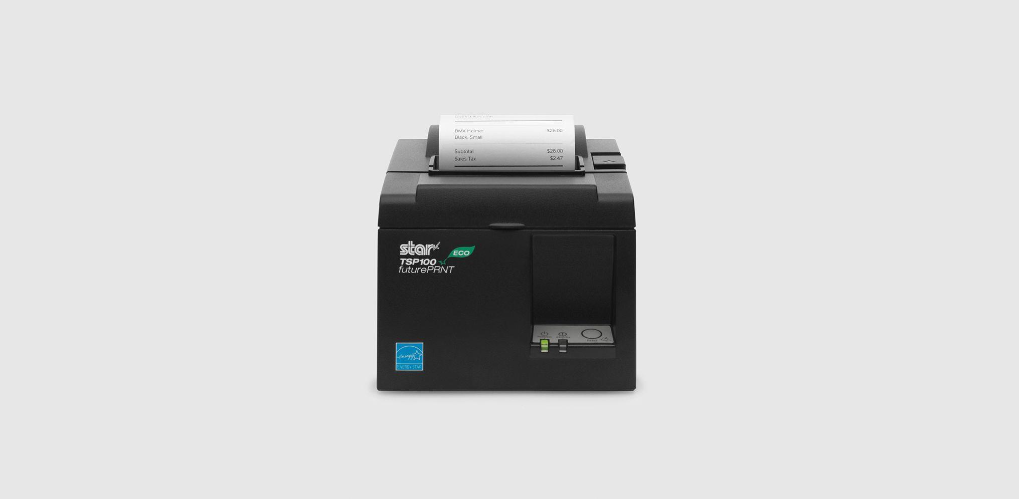 Ethernet Receipt Printer Star Micronics Tsp143lan