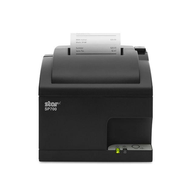 Ethernet Kitchen Printer Square