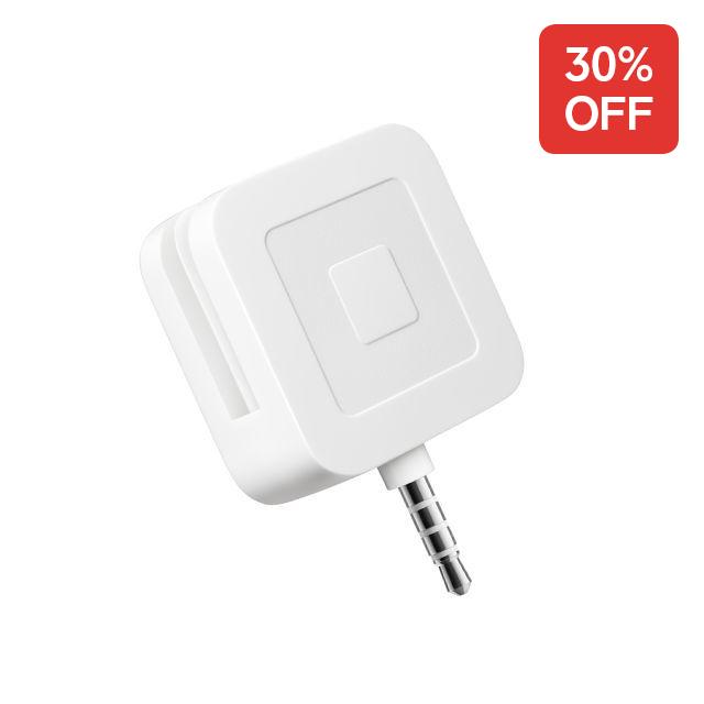 Square Chip Card Reader - Regular Price $19