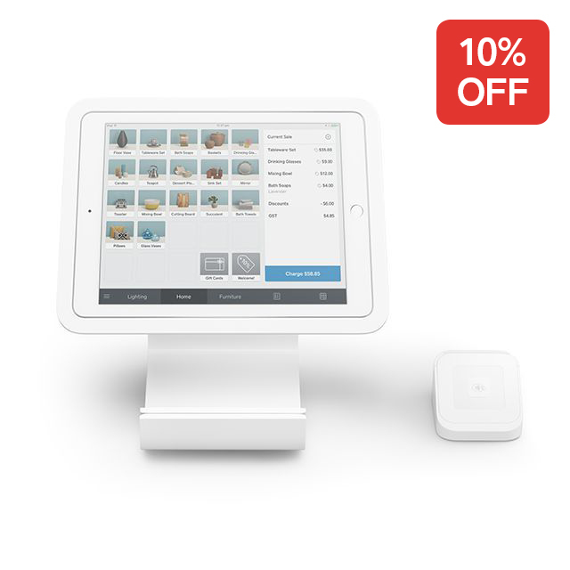 Square Stand for Contactless and Chip - Regular Price $299
