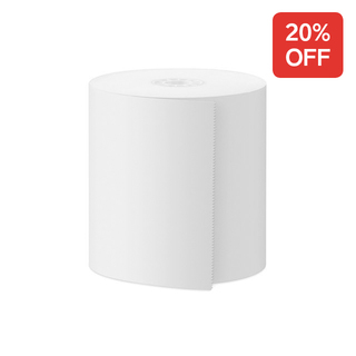 Receipt Printer Paper Rolls (24 Rolls) - Regular Price $59