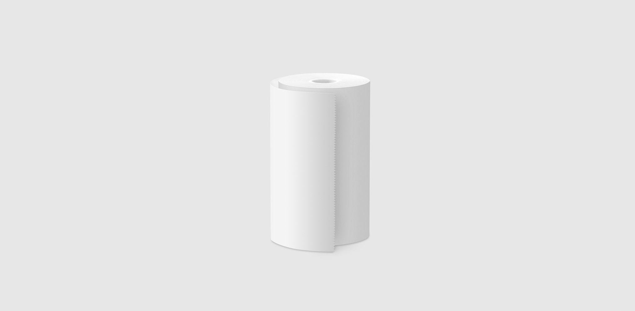 mPOP Receipt Printer Paper (12 rolls) | Square Shop