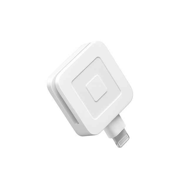 Lightning Connector Square Reader for Magstripe
