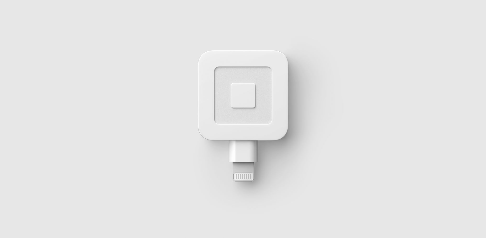 Square Reader for magstripe (with Lightning connector) | Square Shop